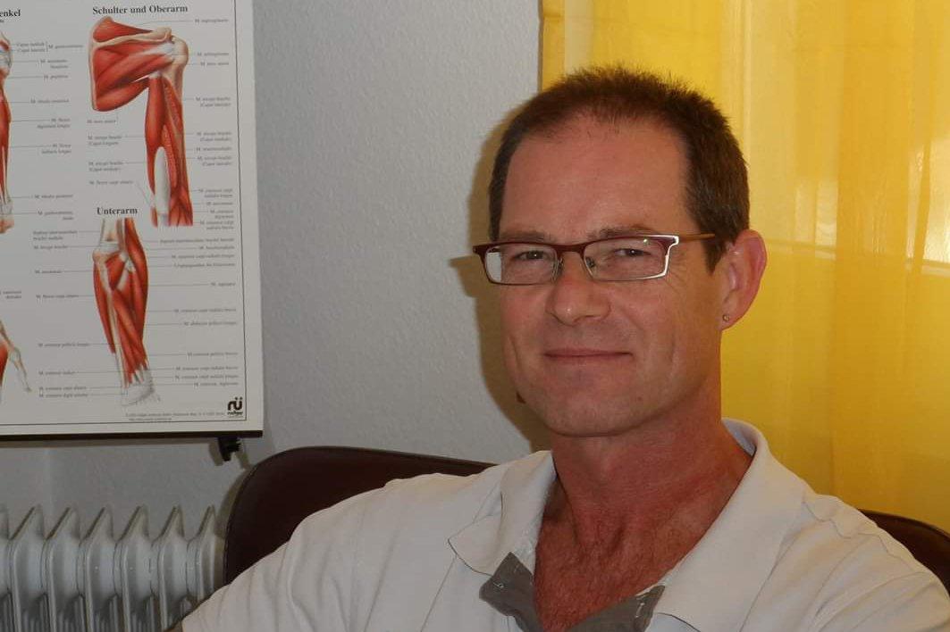 Bernd Bohrer
